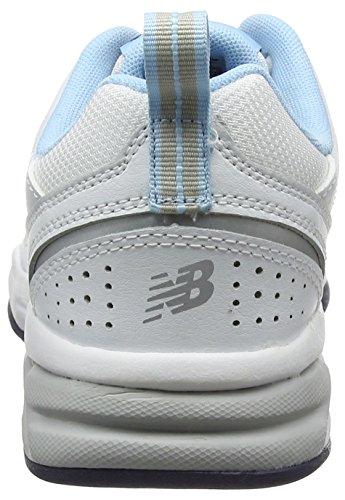 Blue White Weiß Balance Laufschuhe Damen Wx624wb4 New 6qRYq