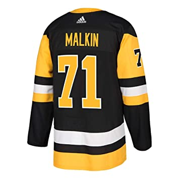 check out 0521e fd458 Evgeni Malkin Pittsburgh Penguins Adidas NHL Men's Authentic ...