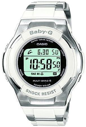 f38a709e5b Amazon   [カシオ]CASIO 腕時計 Baby-G ベビージー Tripper タフソーラー 電波時計 MULTIBAND 6 BGD-1320C-7JF  レディース   国内メーカー   腕時計 通販