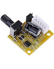 Controlador de motor sin escobillas, DC 5V-15V 15W BLDC Controlador de motor sin escobillas trifásico Controlador de velocidad sin sensor