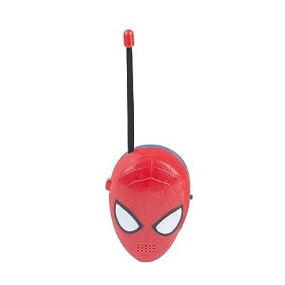 Marvel Spiderman Walkie Talkies - Red (19045), Styles May Vary: Toys & Games