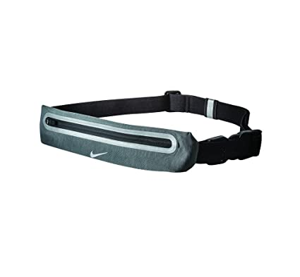 super popular 1c962 d22b7 Nike Expandable Running Lean Waistpack (Cool Grey Black)