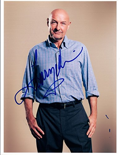 Terry O'Quinn Signed Autographed 8x10 Photo John Locke Missing COA VD