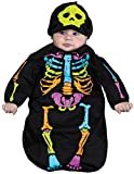 Best Morris Halloween Costumes For Women - Morris Costumes Skelebaby Bunting 0-9 Mo Review