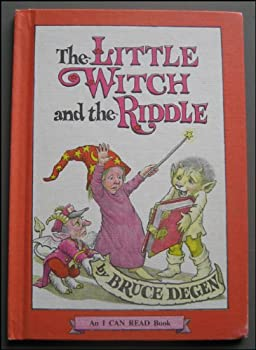 The Little Witch and the Riddle 0060214147 Book Cover