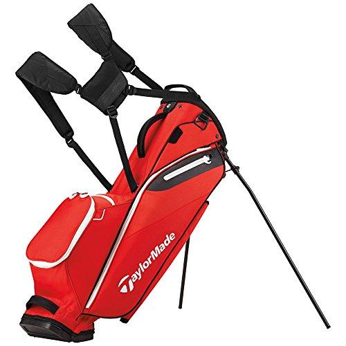 TaylorMade FlexTech Lite Golf Bag Red