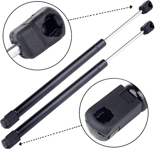 Eccpp Lift Supports Front Hood Struts Gas Springs For 1997 2006 Ford Expedition 1997 2004 Ford F 150 F 250 Set Of 2