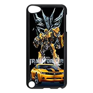 Super Beautiful Customized iPod 5 Case Hard Plastic Material Cover Skin For iPod iTouch 5th - Transformers