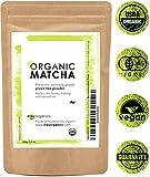 Premium Matcha Green Tea Powder - Organic Superfood - Increase Energy - Aid Weight Loss - Antioxidants – Vitamins - Skincare - Smoothies - Lattes - Baking - Cooking. Fresh From JAPAN - 50 Servings