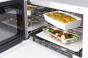 Caso MCG 30 Ceramic Chef (Encimera, Microondas Combinado, 30 L ...