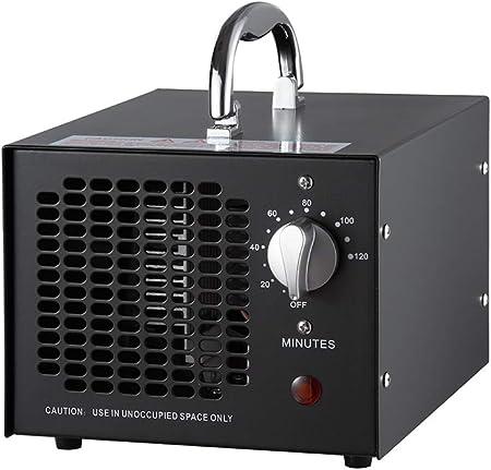 Máquina portátil de purificación del filtro de aire del generador ...