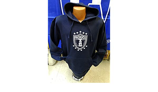 Amazon.com : New! Club Pachuca Tuzos KIDS Hoodie with Pocket : Sports & Outdoors