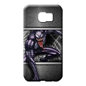 samsung galaxy s6 edge Durability Top Quality style phone back shell venom
