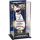 Sports Memorabilia Carlos Correa Houston Astros 2017 MLB World Series Champions Sublimated Display Case with Image - Fanatics Authentic Certified