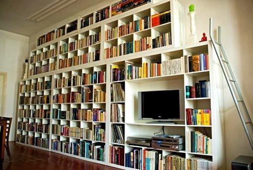 Ikea regalsystem dachschräge  IKEA EXPEDIT Regal (8 Fächer) WEIß, 149x79x39cm: Amazon.de: Küche ...