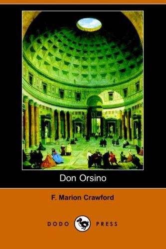 Download Don Orsino (Dodo Press) ebook