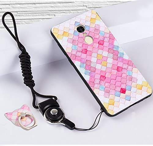 PREVOA® Colorful Silicona Funda Case Protictive para Xiaomi Redmi Note 4 Pro Prime 5,5 Pulgadas Sartphone: Amazon.es: Electrónica