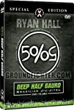 Ryan Hall - The Deep Half Guard, New Jiu Jitsu DVD.