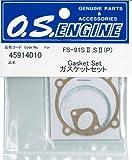 O.S. Engines 45914010 Gasket Set FS-91-P