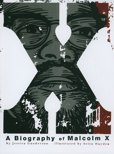 Amazon.com: X: A Biography Of Malcolm X (American Graphic ...