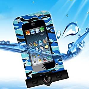 DD iPhone 4/4S/iPhone 4 compatible Other Waterproof Case , Green