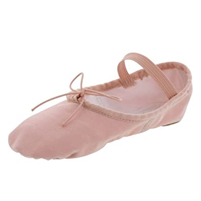 ABT Girls Dance Shoes Baby Pink PINK Amazoncouk Shoes Bags - Abt ballet shoes