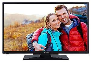 Telefunken XF32B301 81 cm (32 Zoll) Fernseher (Full HD, Triple Tuner, DVB-T2...