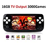 Best Handheld Game Consoles - MJKJ Handheld Game Console , Portable Video Game Review