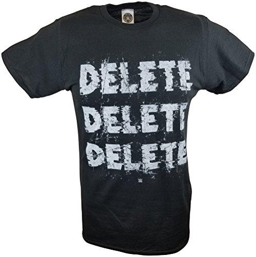 Woken Matt Hardy Delete From Existance WWE Mens T-shirt-5XL by Freeze