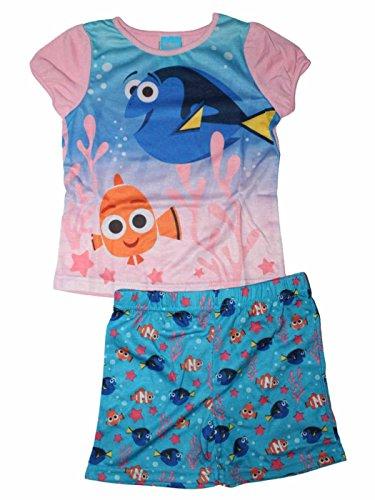 Disney Finding Little Shorts Pajamas