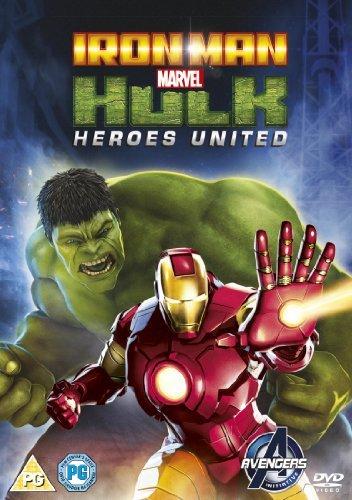iron man hulk dvd - 3