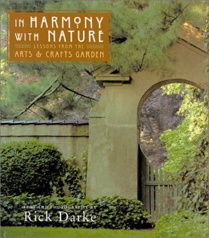 Download In Harmony with Nature: Lessons from the Arts and Crafts Garden PDF
