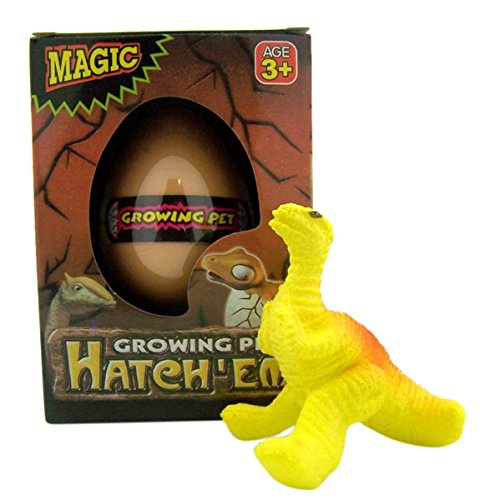 Growing Pet Hatch'em Magic Hatching Dinosaur Egg