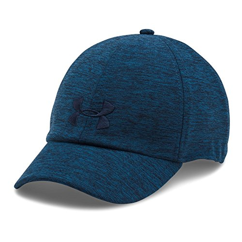 Under Armour Women's Renegade Twist Cap, Blackout Navy/Midnight Navy, One Size