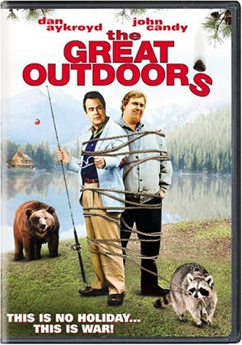DVD : The Great Outdoors (Widescreen)