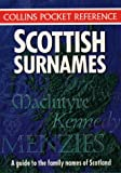 img - for Scottish Surnames (Collins Pocket Reference) book / textbook / text book