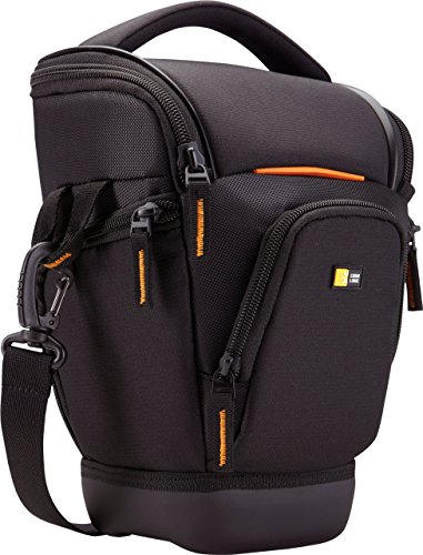 Case Logic SLRC-201 SLR Zoom Holster (Black) (Renewed)