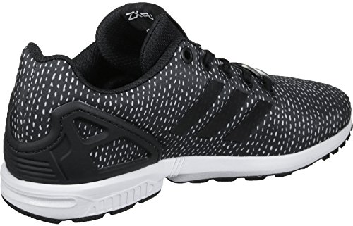 adidas Zx Flux J, Zapatillas de Gimnasia Unisex Niños Negro (Core Black/core Black/ftwr White)