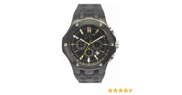 Amazon.com: Caterpillar Mens A1-163-21-121 Navigo Analog Chronograph Watch: Caterpillar CAT: Watches