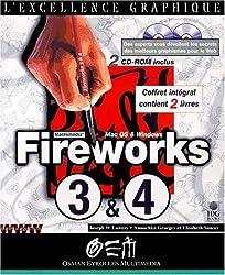 Fireworks 3 & 4. Avec 2 CD-ROM
