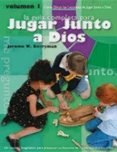 Godly Play Volume 1 Spanish Edition: How to Lead Godly Play Lessons pdf epub