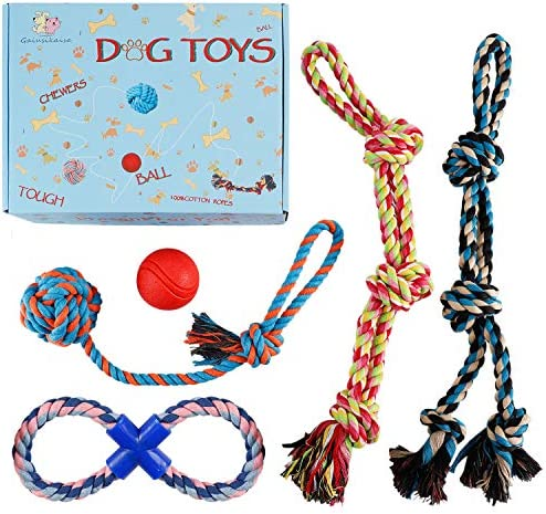 Dog Rope Toy Aggerssive Chewers product image