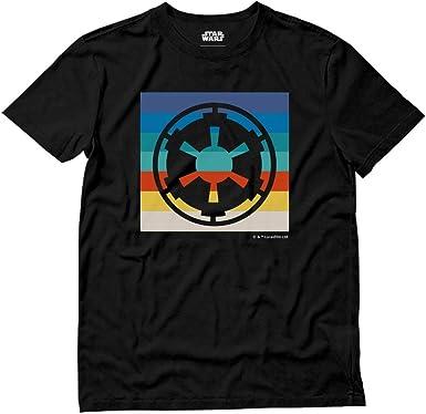 Camiseta Oficial del Imperio Galáctico de Star Wars con Logo del ...