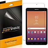 [3-Pack] Supershieldz for Samsung Galaxy Tab A 8.0 inch (2017) [SM-T380] Screen Protector, High Definition Clear Shield + Lifetime Replacement