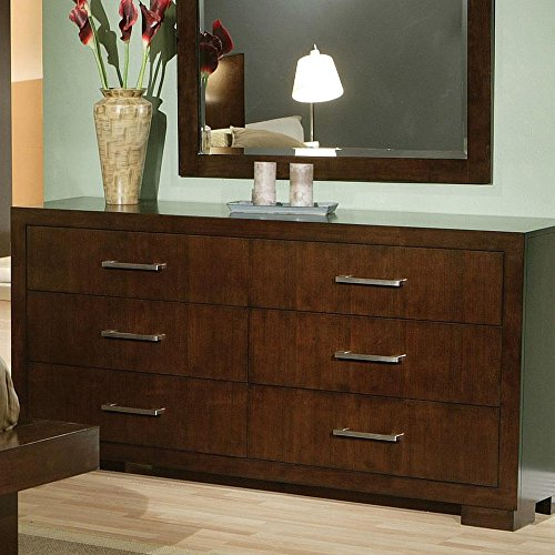 Coaster Jessica Collection Cappuccino Finish Bedroom Storage ()