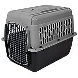 Petmate Aspen Pet Pet Porter, 30-50 LBS, Dark Gray