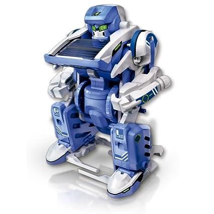 itsImagical T3 Eco - Set de piezas para construir robots solares, unisex