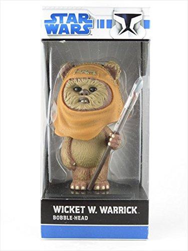 ウィケット [STARWARS(スターウォーズ)] FUNKO(ファンコ) Wacky Wobbler(ワッキーワブラー) バブルヘッドの商品画像