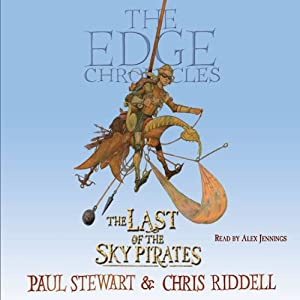 The Last of the Sky Pirates Audiobook