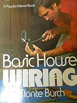 51G0ccdISjL._SY344_BO1204203200_ basic house wiring monte burch 9780060105877 amazon com books basic house wiring books at metegol.co